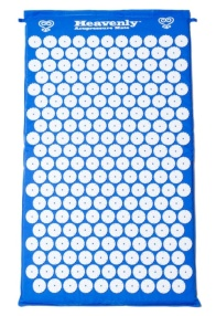 Blue Acupressure Mat from HeavenlyMats.com