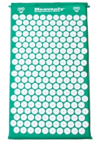 Green Acupressure Mat from HeavenlyMats.com