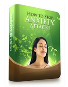 How To Stop Anxiety Attacks eBook