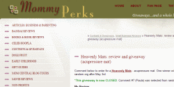 mommy_perks_acupressure_mat_review