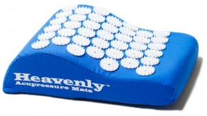 Heavenly Acupressure Pillow Blue