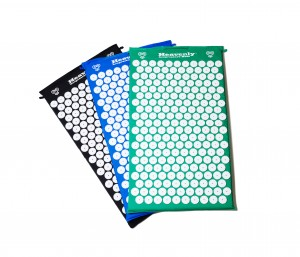 Three Acupressure Mats Frontside L